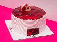 Torta 3 Leches Frutos Rojos