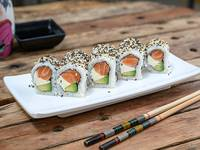 New York Phila roll (8 piezas)