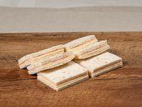 Sándwich cuadrado mixto (6 unidades)