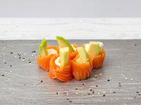 Geisha de salmón (5 piezas)