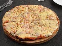 Pizzeta con muizzarella