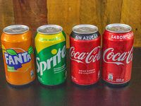 Bebida familiar linea Coca Cola