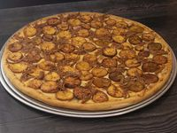Pizza Personal Barbacoa