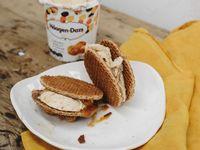 Pinta caramel biscuit & cream
