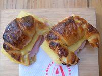 Medialunas tostadas