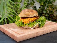Vegan Cheese Burger