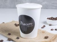 Café Latte Caliente 12 Oz