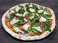 Pizza Prosciutto e tartufo