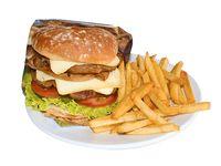 Burger Doble Carne