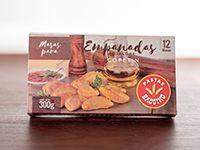 Masa para empanadas hojaldre - 12 unidades