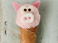 Helado Infantil de Piggy