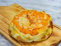 Tarta de calabaza y queso