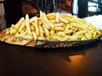 Papas fritas tradicionales (para tres personas)
