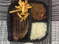 Almuerzo Caserito res asada