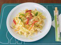 Yasai Itame con verduras salteadas
