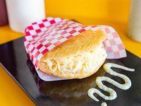 Arepa de queso amarillo