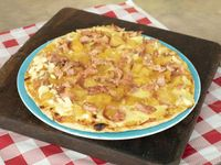 Pizza Small Hawaiana Bacon