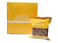 Caja x4 Brownies 75 gr de Mantequilla de Maní