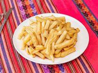 Porción Grande de papas fritas