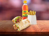 Combo Burrito Ranchero Pollo