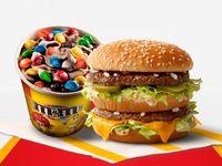 Big Mac™ + McFlurry M&M