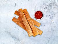 Bread Sticks Queso