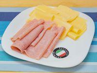 Promo de jamón y queso