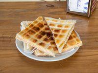 Tostados de pan de miga x 4