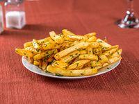 Papas fritas a la provenzal
