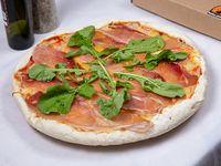 Pizzeta ibérica