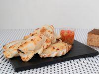 Promo - 8 empanadas + postre