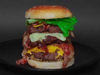 3 Floor Burger