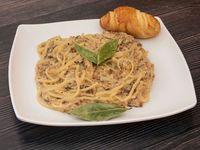 Espagueti Amatricia