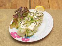 Bakugan veggie roll