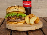 Combo Champi-Burger