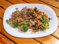 Mongolian bowl de pollo