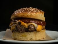 1 - Kid burger
