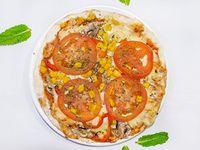 Pizza Vegetariana El Huerto