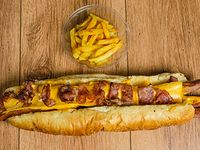 Moster Hot Dog