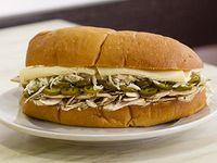 Sandwich jalapeño
