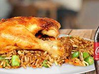 Combo Pollo Frito Oriental