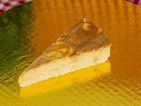 Torta de Queso con Arequipe