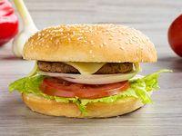 Hamburguesa Carne Sencilla