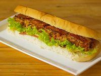 Sándwich Barbacoa