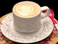 Cafeto con Leche Espumoso