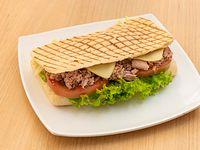 Sándwich Cerdo BBQ