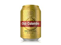 Club Colombia Dorada 355 ml