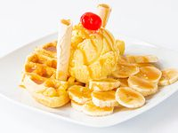 Waffle Pequeño