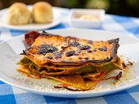 Lasagna Artesanal de Vegetales de Huerto