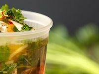 Sopa Limonaria Picante 1/2 Porción